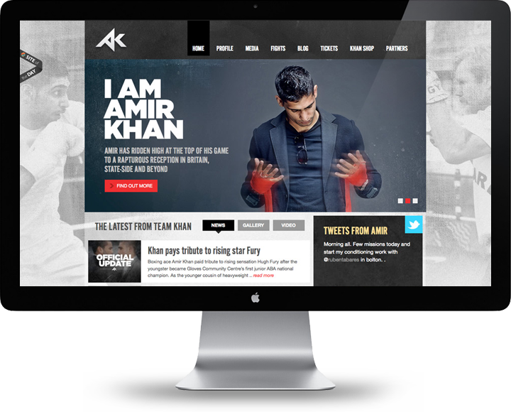 Amir Khan World