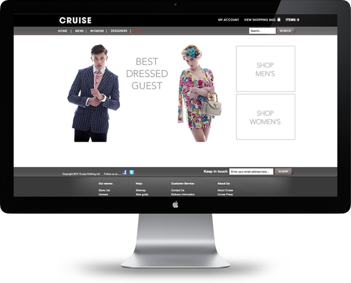 Cruise Fashion