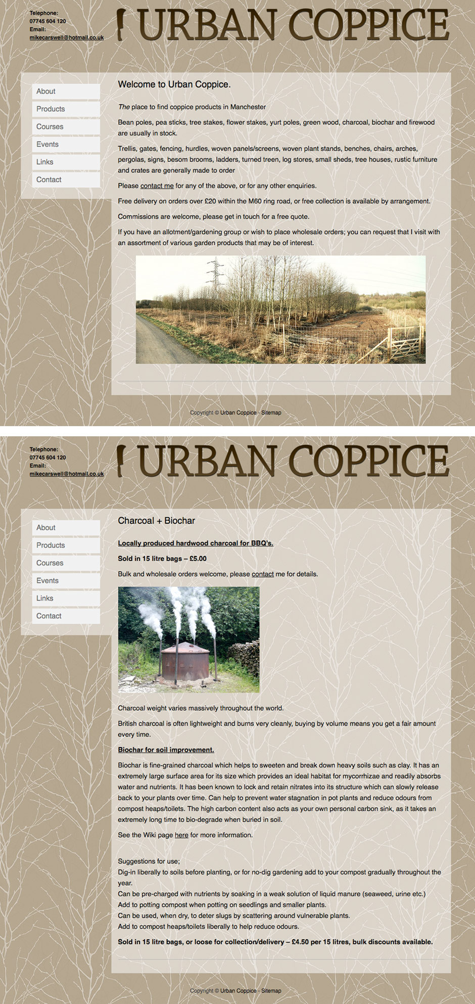 Urban Coppice