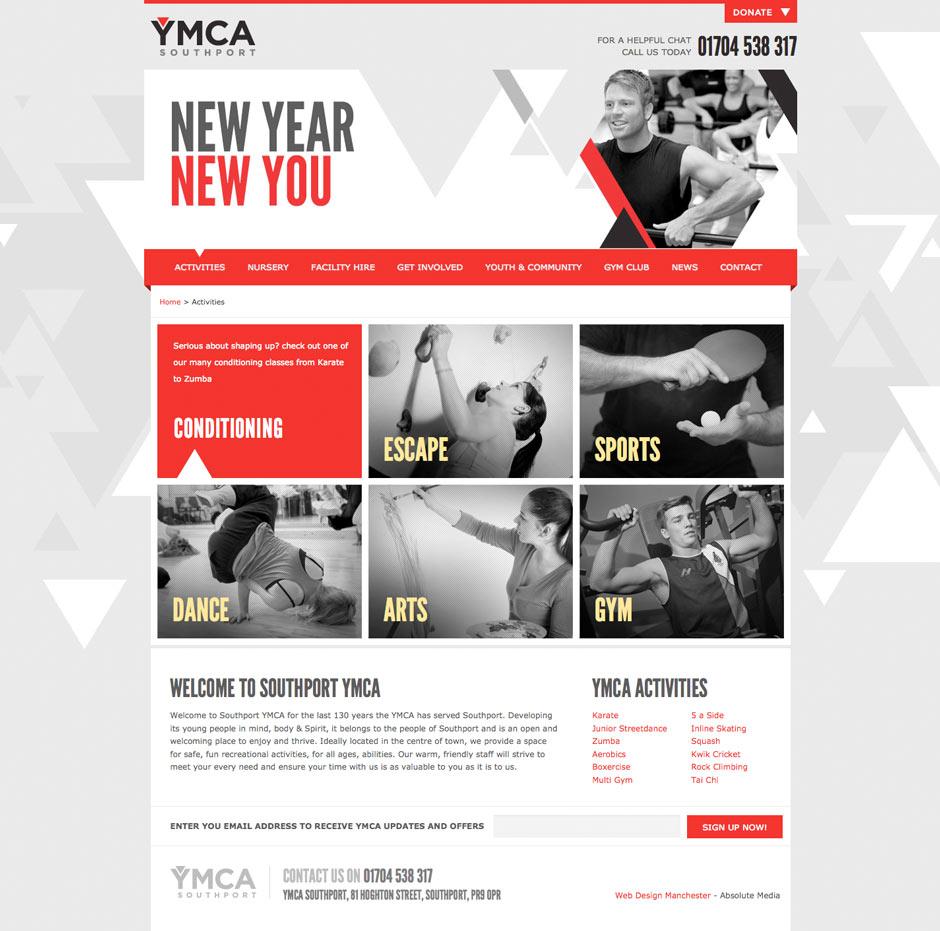 YMCA Southport